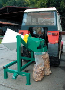 Дробилка древесной массы DH 10 TP