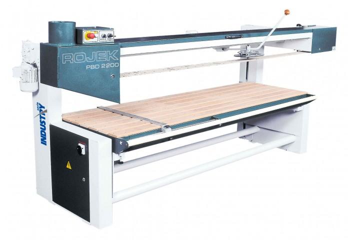 Ленточный шлифовальный станок PBD 2200