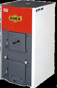 Водогрейный котел на твердое топливо KTP 30